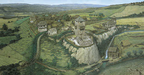 Frauenfeld um 1246